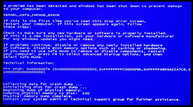 用9行代码干掉Windows XP,2000