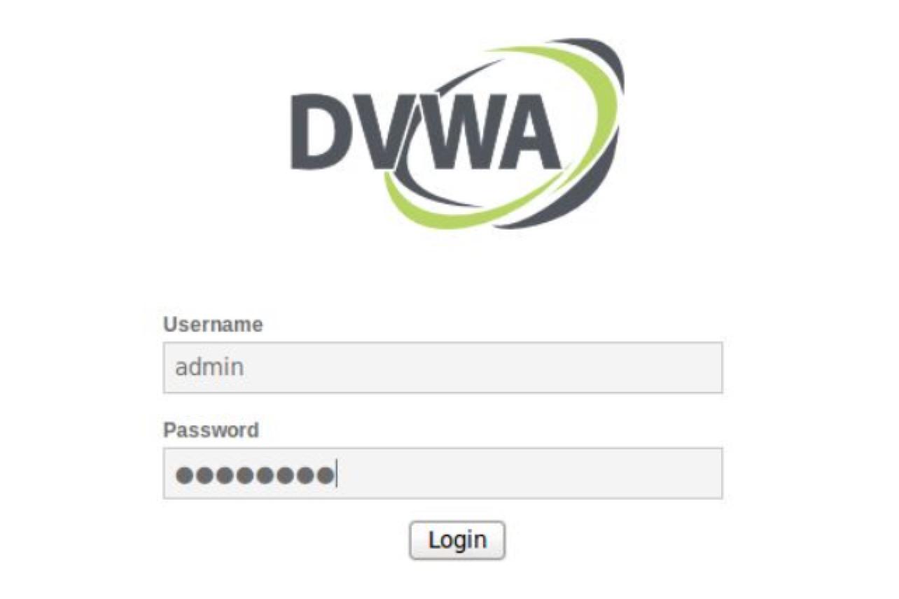 靶机安装教程(DVWA)